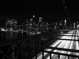 New York travel wallpaper images New york by night in black and white wallpaper 1920x1440 id jpg