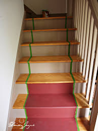 awesome painted basement stairs modern design ideas free plans for
