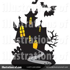 haunted house clipart 230243 illustration by visekart