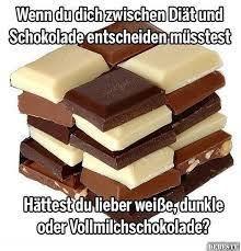 sprüche über schokolade schokolade schmeckt besser lustige sprüche