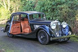 antique jaguar former jaguar deputy chairman u0027s classic 1948 sports saloon sold at