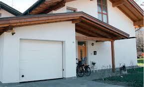 portoni sezionali breda porte sezionali per garage in acciaio automatiche persus