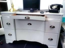 Shabby Chic Computer Desks White Shabby Chic Desk Computer Uk Small Vintage 30s Lebus