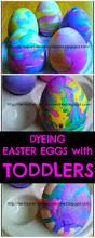 de tout et de rien activités pour le préscolaire dyeing easter
