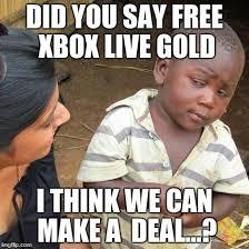 Make Meme Free - deal or not imgflip