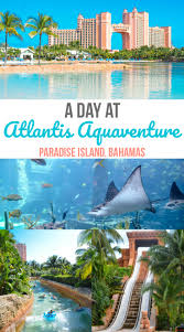 Atlantis Bahamas by A Day At Atlantis Aquaventure Paradise Island Bahamas