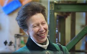 Princess Anne A Royal Visit Princess Anne