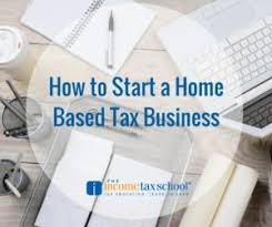 How To Start Home Design Business How To Start A Home Based Tax Business 300x251 Jpg