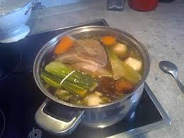recette de jarret de porc en pot au feu 1er é