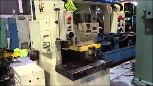 komatsu obs 35 3 gap frame press youtube
