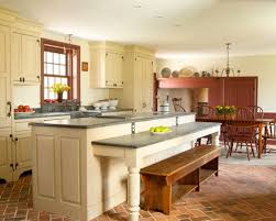 Kitchen Island With Built In Seating Island Bench Seating Houzz