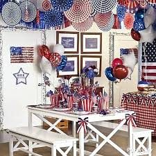 July 4th Decorations View In Gallery Vintage Style Banner 4th