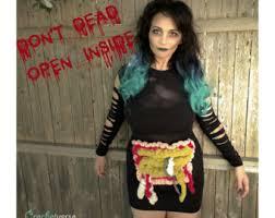 Walking Dead Halloween Costumes Crochet Walking Dead Etsy