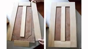 How To Build A Kitchen Cabinet Door Diy Mdf Shaker Cabinet Doors How To Build A Storage Cabinet Adding
