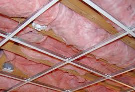 How To Soundproof A Basement Ceiling by Basement Ceiling Insulation Insulating Basement Ceilings