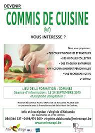 formation commis de cuisine bruxelles archives robinetteriecuisine