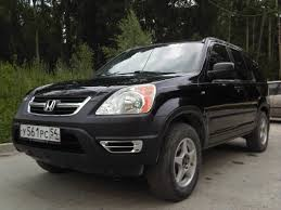 2004 honda cr v information and photos zombiedrive