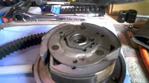 yamaha majesty the belt and clutch trick 1 youtube