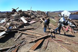 monday storm damage caused by tornado earliest documented twister