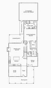 Home Plans With Master On Main Floor The Charleston Floor Plans Evans Coghill Homes
