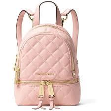Light Pink Leather Purse Best 25 Pink Michael Kors Bag Ideas On Pinterest Michael Kors