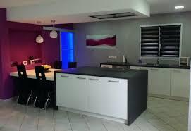 peinture mur cuisine idee deco cuisine ouverte beau peinture mur cuisine nouveau idee