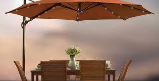 patio u0026 pergola patio umbrella reviews enrapture tilt patio