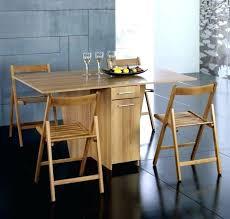 meuble cuisine avec table escamotable table de cuisine escamotable awesome bureau escamotable murale