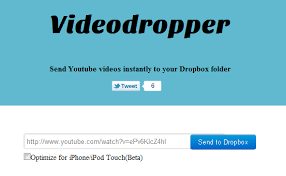 dropbox youtube download how to send save youtube videos straight to your dropbox account