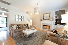 Shabby Chic Area Rugs Living Room Country Shabby Chic Living Room Grey Tufted Sofa