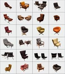Modern Danish Furniture by 69 Best Danish Modern Furniture Images On Pinterest Danishes