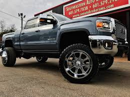 lifted gmc 2017 used cars for sale hattiesburg ms 39402 southeastern auto brokers