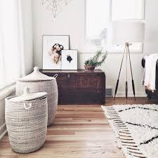 handmade woven storage hamper white large home pinterest