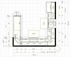 large kitchen floor plans extraordinary kitchen floor plans callumskitchen