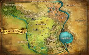 Thedas Map Video Game Maps Page 3 Neogaf