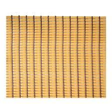 brise vue en bambou pas cher brise vue panama imitation bambou naturel 1 x 3 m 2013384