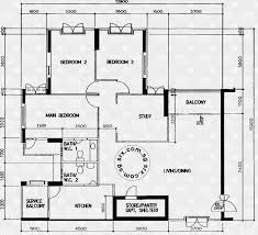 floor plans for rivervale street hdb details srx property