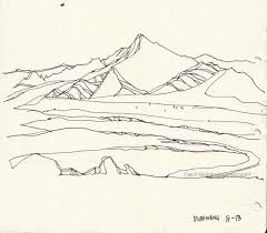best 25 landscape sketch ideas on pinterest sketchbooks sketch