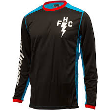 motocross jersey new fasthouse mx fh crew blue jersey black grindhouse pants