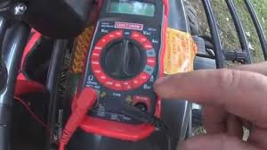 how to measure 12 volt amps with a multimeter youtube
