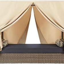 naples outdoor canopy bed outdoor from home decorators