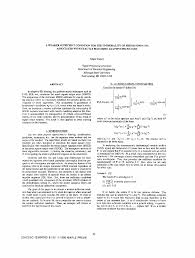 a weaker sufficient condition for the unimodality of error