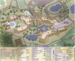 Disney Map Amenities At Shades Of Green Resort