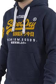 prices superdry premium goods sweatshirt compare prices