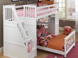 Beautiful White Bedroom Furniture Bedroom Furniture Beautiful White Wood Twin Over Full Walmart