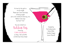 Cocktail Dinner Party - cool cocktail pink birthday invitations by invitation