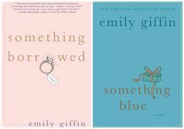 emily giffin something blue books something borrowed something blue
