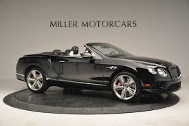 2016 bentley continental gt v8 s convertible stock b1123 for