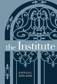 the institute of fine arts annual 2015 2016 by the institute of