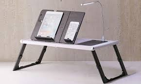 Samsung Desk Icharge Portable Lightweight Ipad Or Samsung Charging Table Groupon